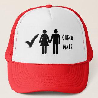 Check Mate Trucker Hat