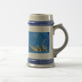 Check Me Out Beer Stein