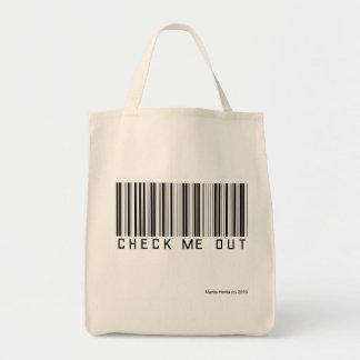 Check Me Out Tote Bag