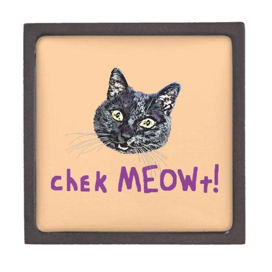Check MEOWt Keepsake Box