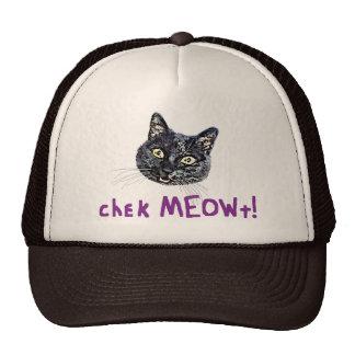 Check MEOWt Trucker Hat
