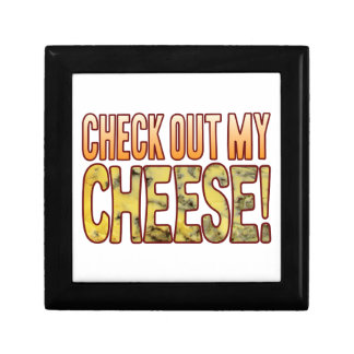 Check Out Blue Cheese Gift Box