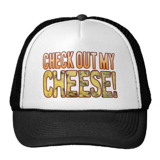 Check Out Blue Cheese Trucker Hat