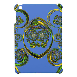 Check out my blue curves iPad mini cover