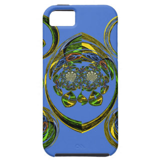 Check out my blue curves iPhone SE/5/5s case