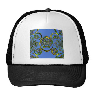 Check out my blue curves trucker hat