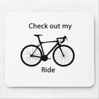 Check out my ride mouse pad