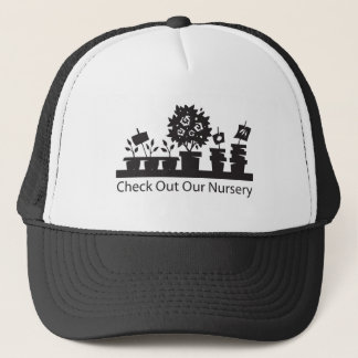 Check Out Our Nursery Trucker Hat