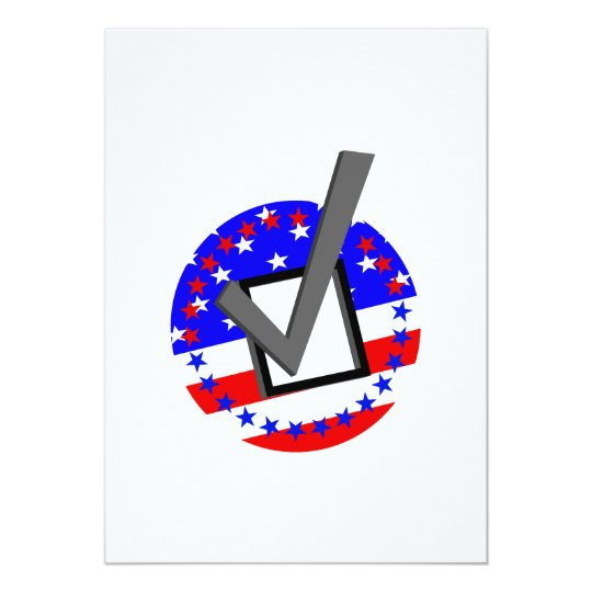 Check out the Candidates - and Vote Card