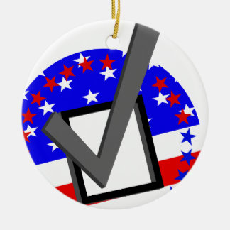 Check out the Candidates - and Vote Ornaments
