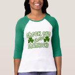 Check Out THESE Shamrocks Shirt