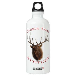 Check That Attitude SIGG Traveler 0.6L Water Bottle
