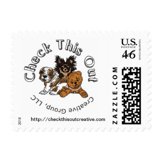 Check This Out Creative Group Postage Stamps
