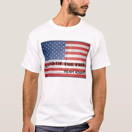 check your amendments. T-Shirt