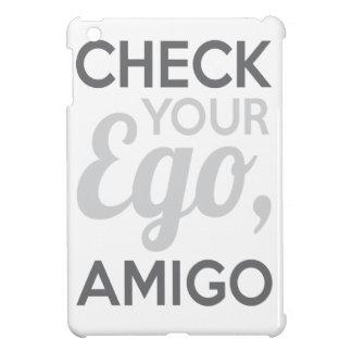 Check Your Ego Amigo iPad Mini Cover