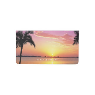 Checkbook Cover - Sunday View