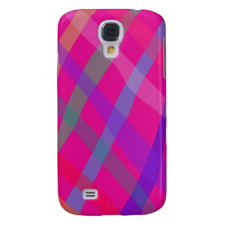 Checked Pern Samsung S4 Case