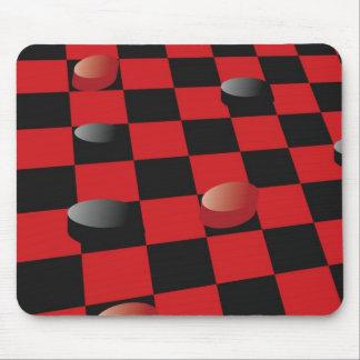 Checker Board Mouse Pad