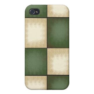 Checker Board Speck Hard Shell Case iPhone 4