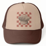 Checker Chef Hat