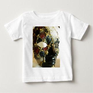 Checker Face Baby T-Shirt