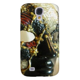 Checker Face Samsung Galaxy S4 Case