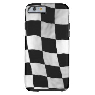 Checker Flag iPhone 6 Case