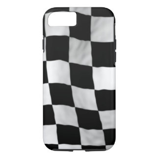 Checker Flag iPhone 7 Case