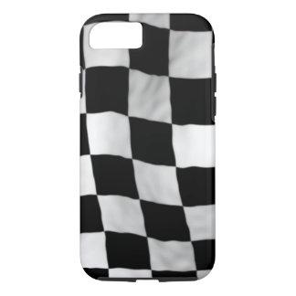 Checker Flag iPhone 8/7 Case