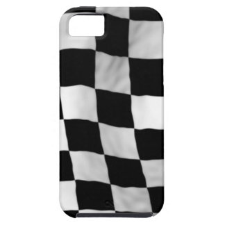 Checker Flag iPhone SE/5/5s Case