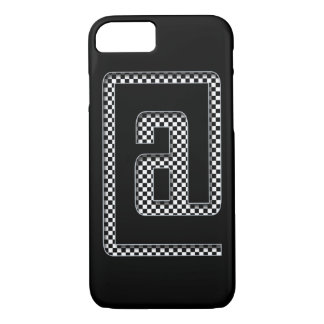 @ checker iPhone 7 case