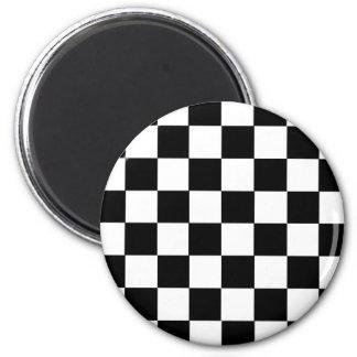 Checker Pattern Magnet