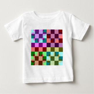 Checker Pop Baby T-Shirt