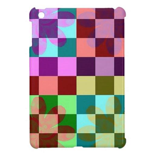 Checker Pop Cover For The iPad Mini