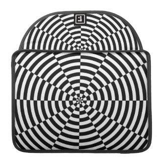 Checker Web Macbook Pro Sleeve