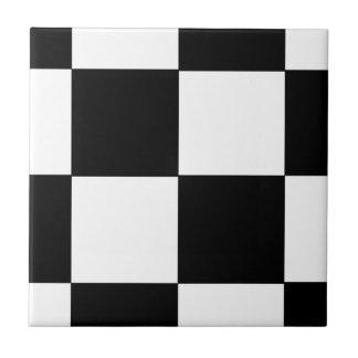 CHECKERBOARD! (a square tile design) ~