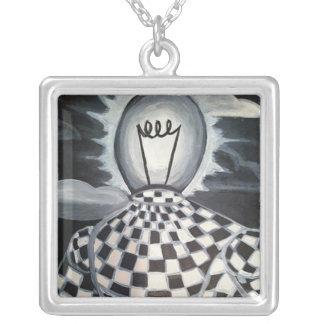 Checkerboard Automaton Necklace
