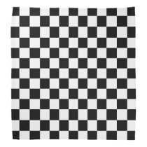 Checkerboard Bandana