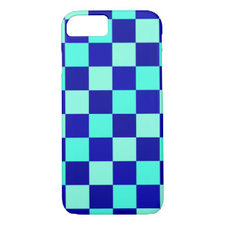 CHECKERBOARD BLUES! ~ iPhone 8/7 CASE