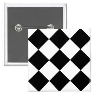 Checkerboard Pinback Buttons