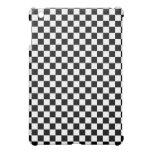 Checkerboard Cover For The iPad Mini