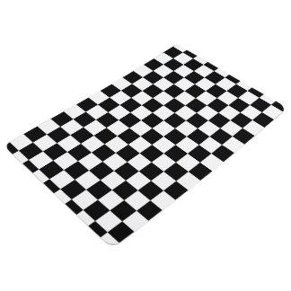Checkerboard Floor Mat