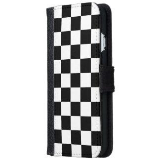 Checkerboard iPhone 6/6s Wallet Case
