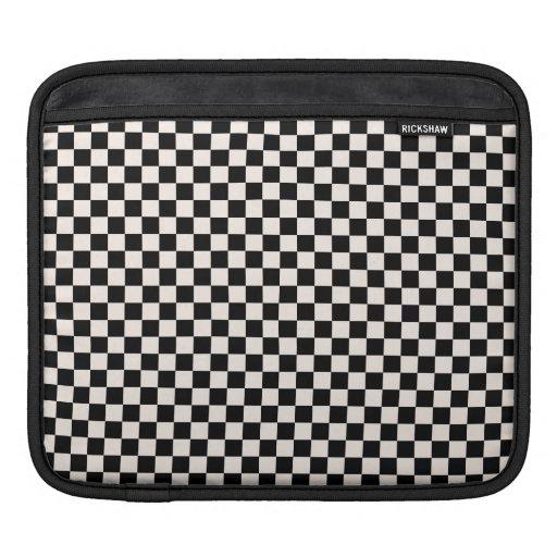 Checkerboard MacBook Air Sleeve