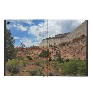 Checkerboard Mesa Zion National Park Utah Case For iPad Air