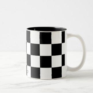 Checkerboard Mug