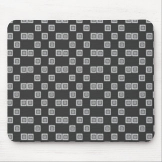 Checkerboard of Grays Tiled 2 Mousepad