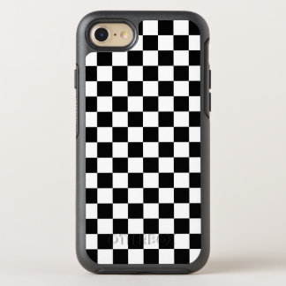 Checkerboard OtterBox Symmetry iPhone 7 Case