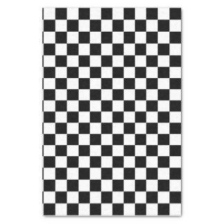 Checkerboard Tissue Paper
