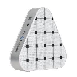Checkered Bluetooth Speaker